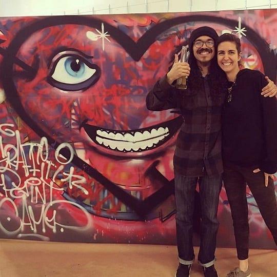 Westfield Mall hosts 'Graffiti Date Nights'