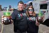 The 3-D Eats food truck in Pensacola launched the 'Mason a Difference' campaign to give back to local charities through mason jar slush sales.