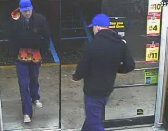 The Escambia County Sheriff's Office has asked the public for assistance identifying a robbery suspect.