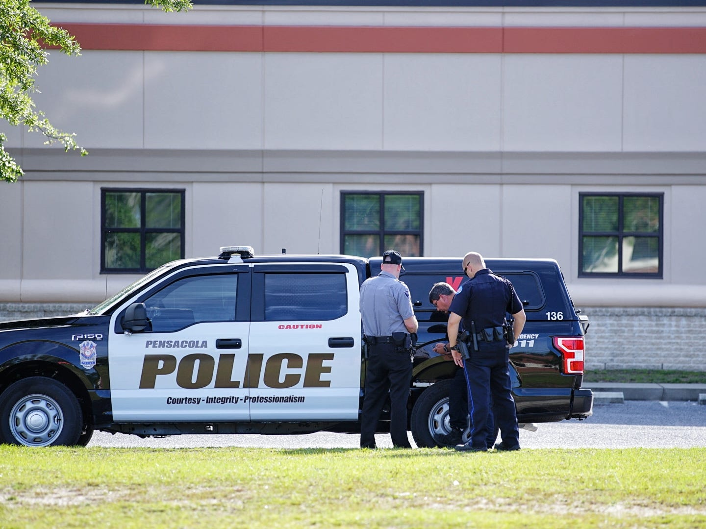 The Pensacola Police Department is investigating a bomb threat at the U.S. Social Security Administration offices at 411 W. Garden St.