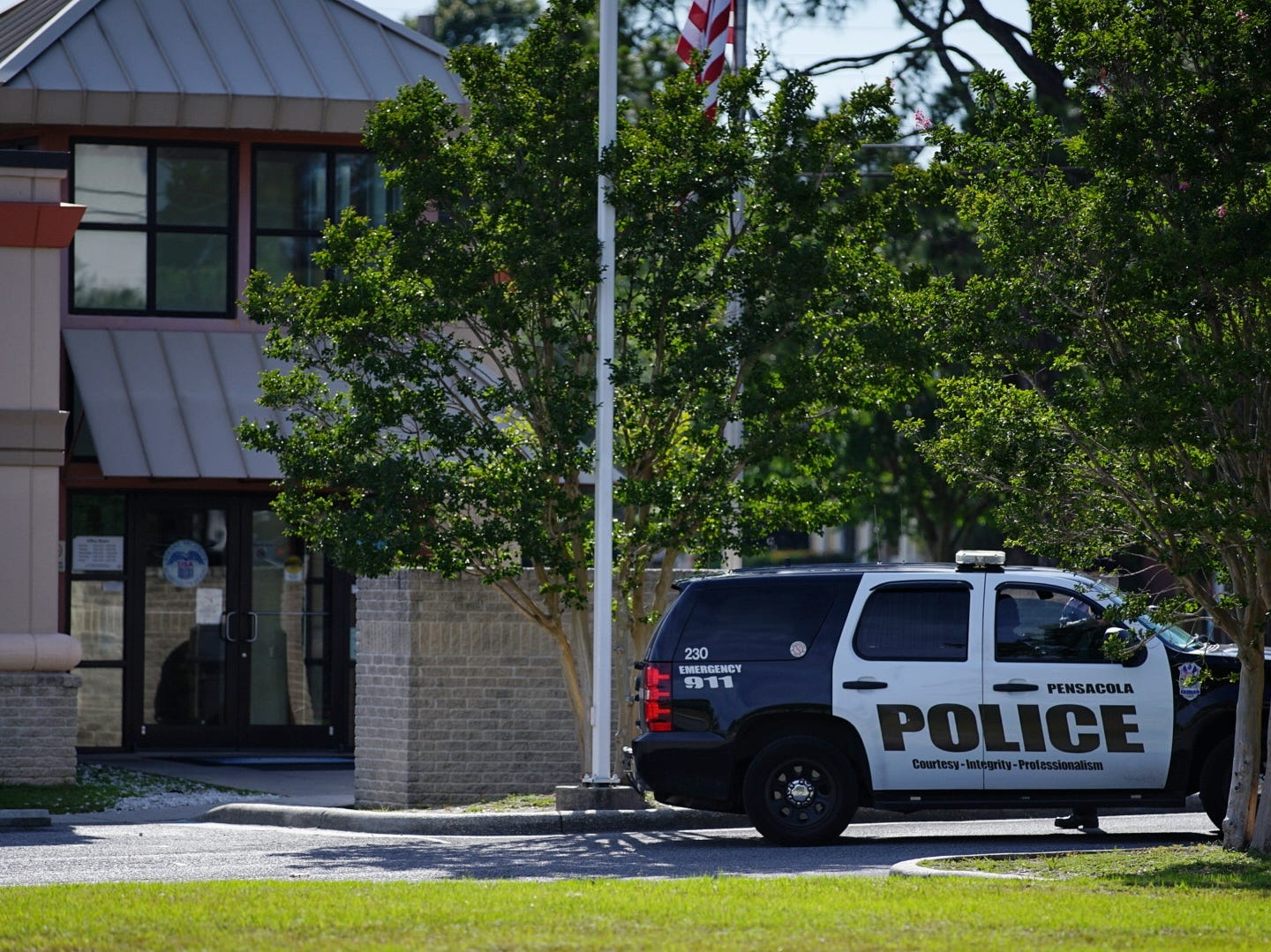 The Pensacola Police Department is investigating a bomb threat at the U.S. Social Security Administration offices at 411 W.Garden St.