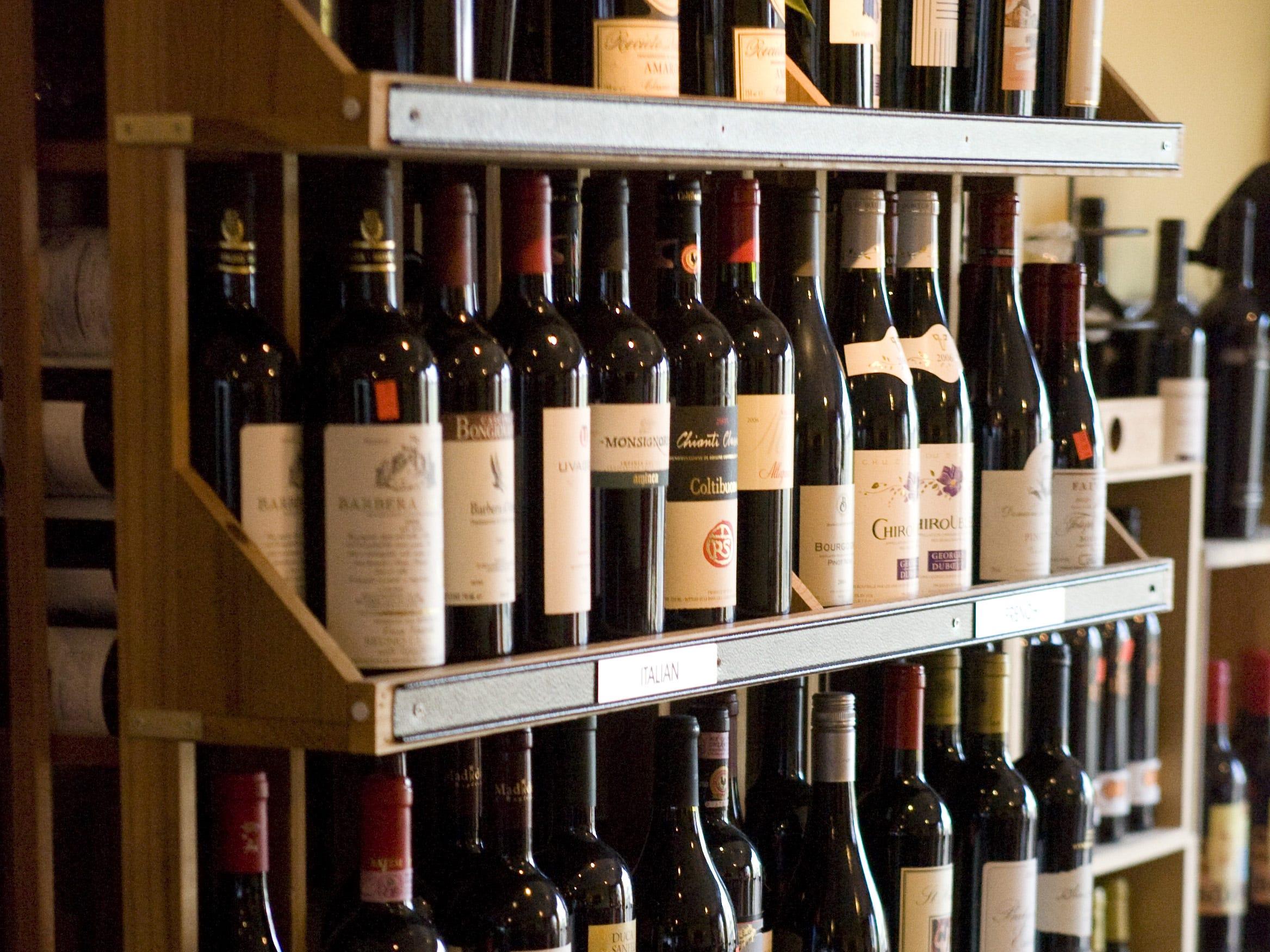 My Wine Cellar at 5030 E. Warner Road in Ahwatukee.