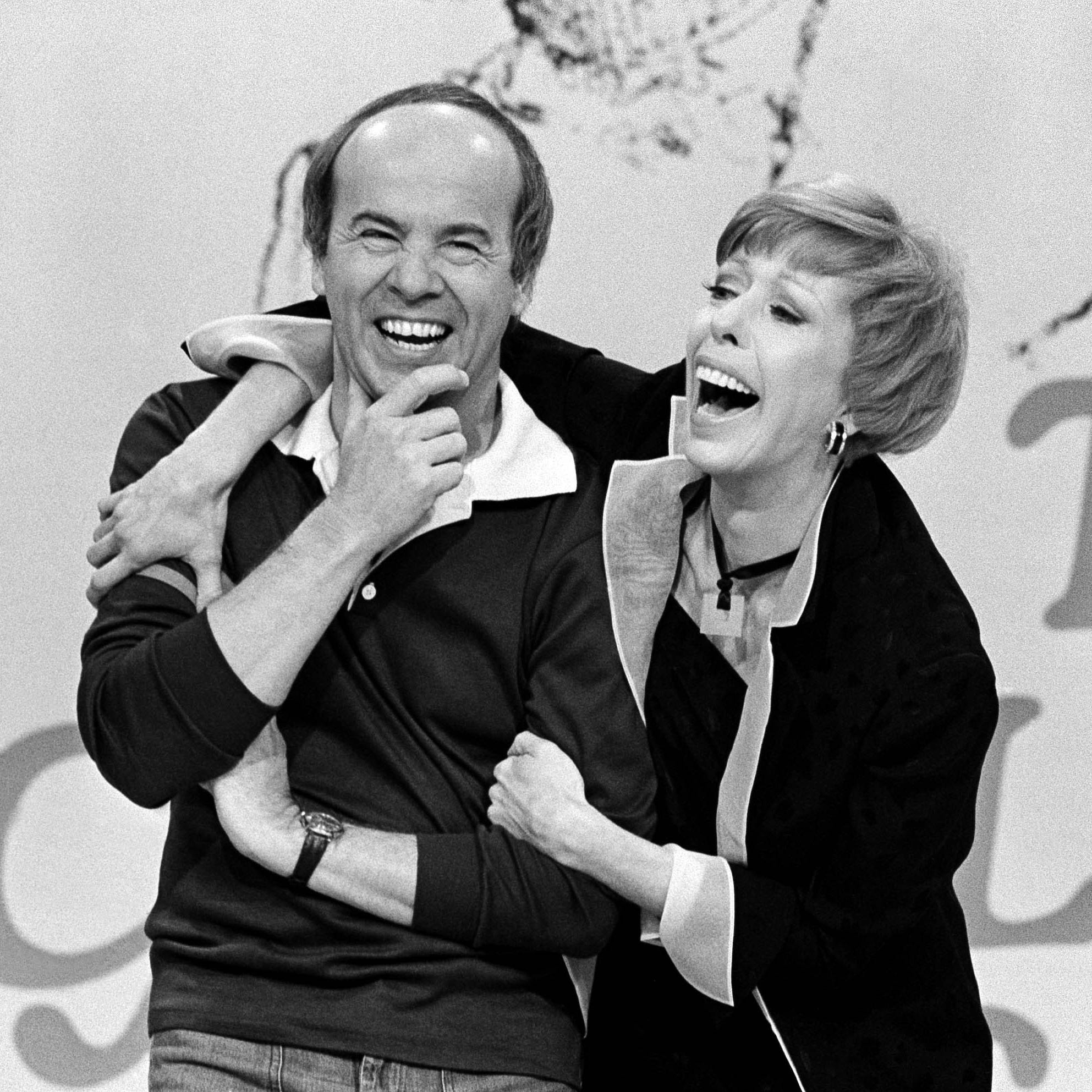 Tim Conway dies at 85; comic actor was lovable sidekick to Carol Burnett
