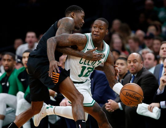 How would Terry Rozier look in a Phoenix Suns uniform?