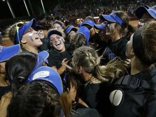 AIA says correct call made at end of Salpointe title win