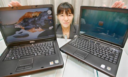 Las laptops importadas de China, entre los productos afectados por los aranceles.