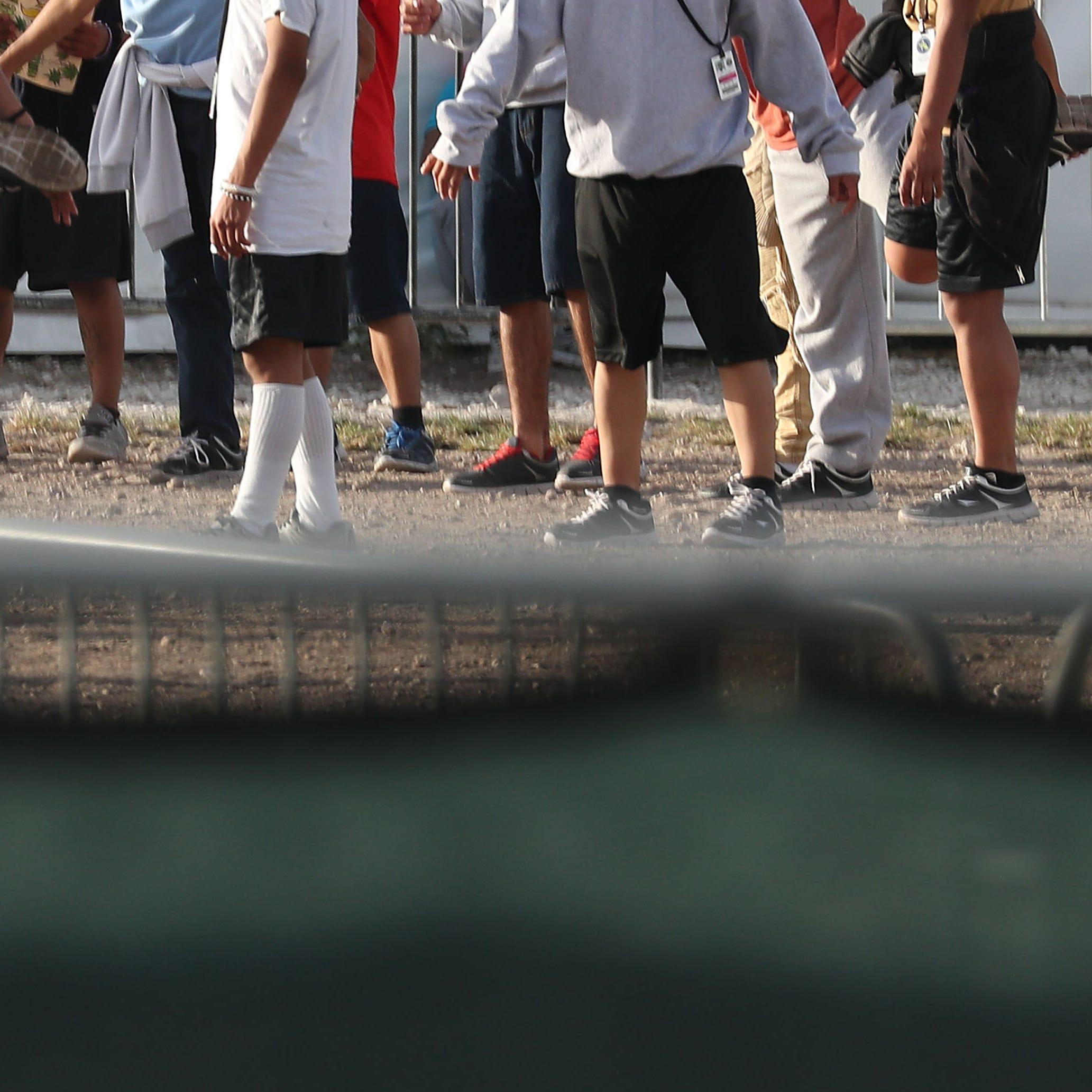 Piden revisar contrato de centro para niños migrantes