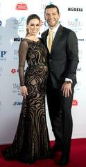 Jacky está casada con Martín Fuentes y tiene 5 hijas.