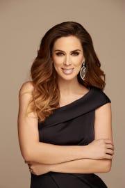 La actriz se dijo feliz de ser considerada un ejemplo para la familia, ahora que la eligieron como imagen de una tienda en México.
