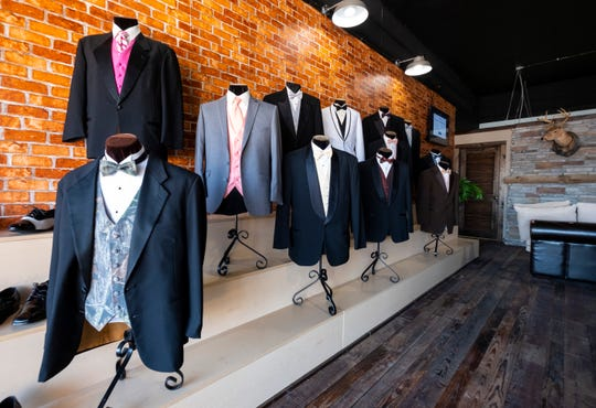 Now And Then Formal Wear has opened at 1170 Gratiot Blvd. in Marysville.