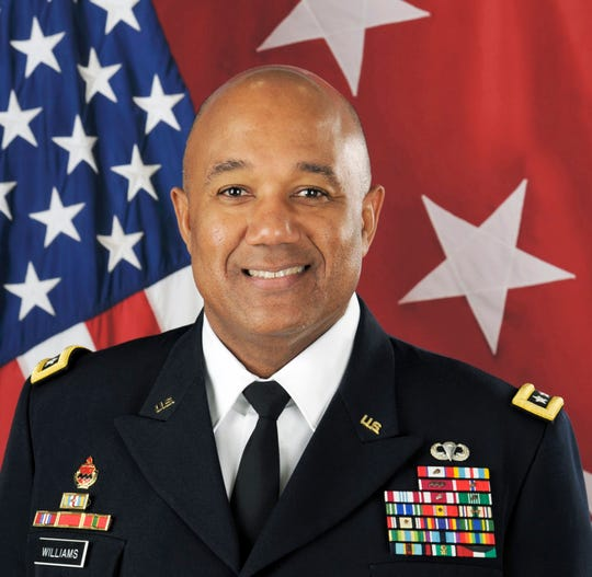 Lt. Gen. Darryl A. Williams will deliver the keynote speech at Mount Saint Mary's 56th annual commencement ceremony May 18.