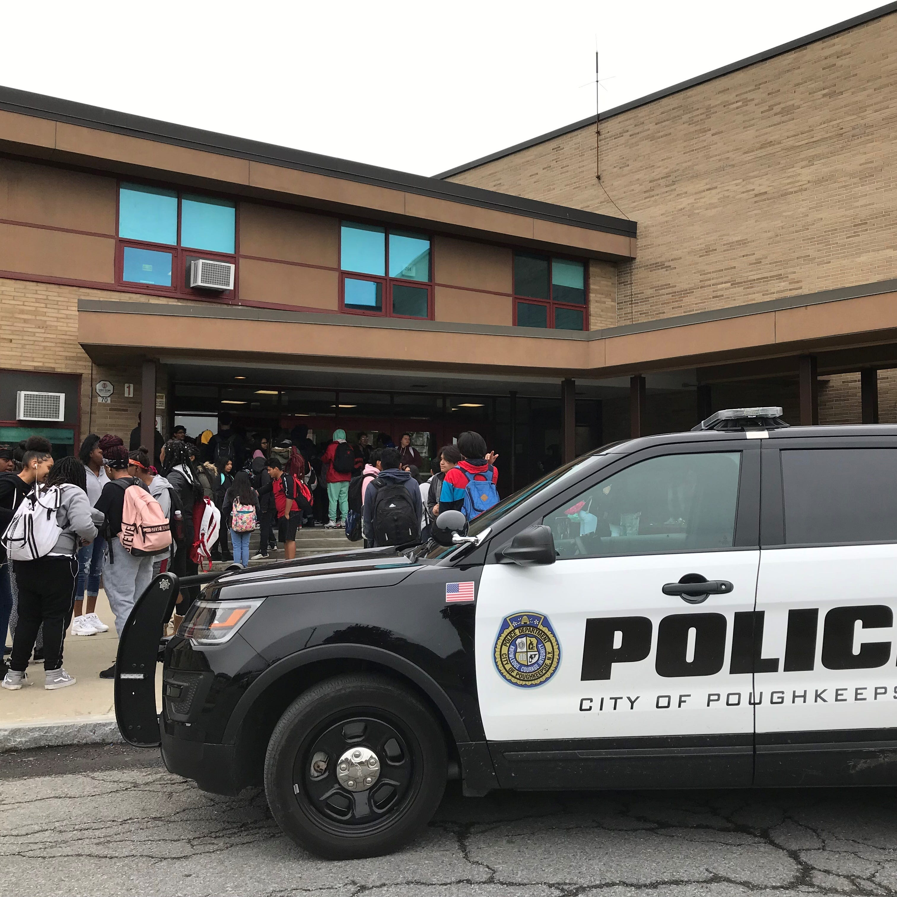 Poughkeepsie High School was on lockdown for less than two hours