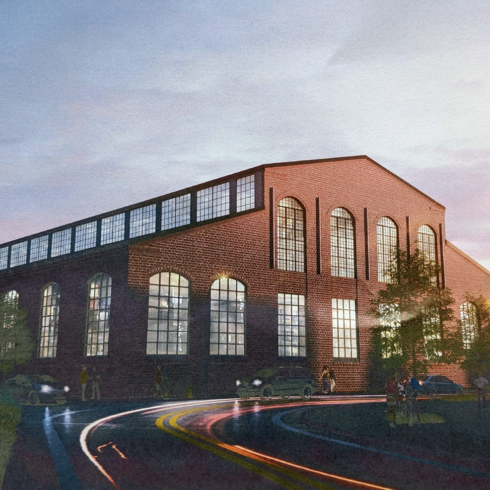 'Gateway into York': New owner sees old Metso factory as chance to redefine a community