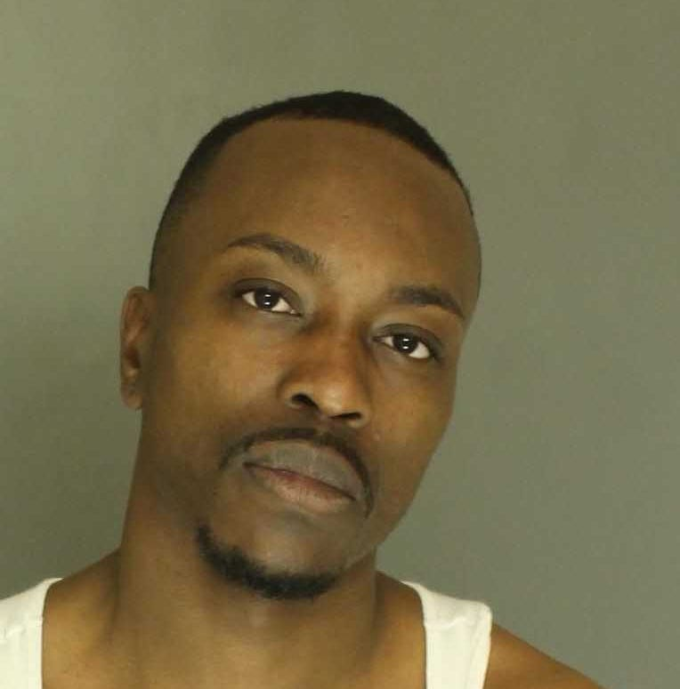 Rayshawn Woods, charged with indecent exposure, disorderly conduct and aggravated assault.