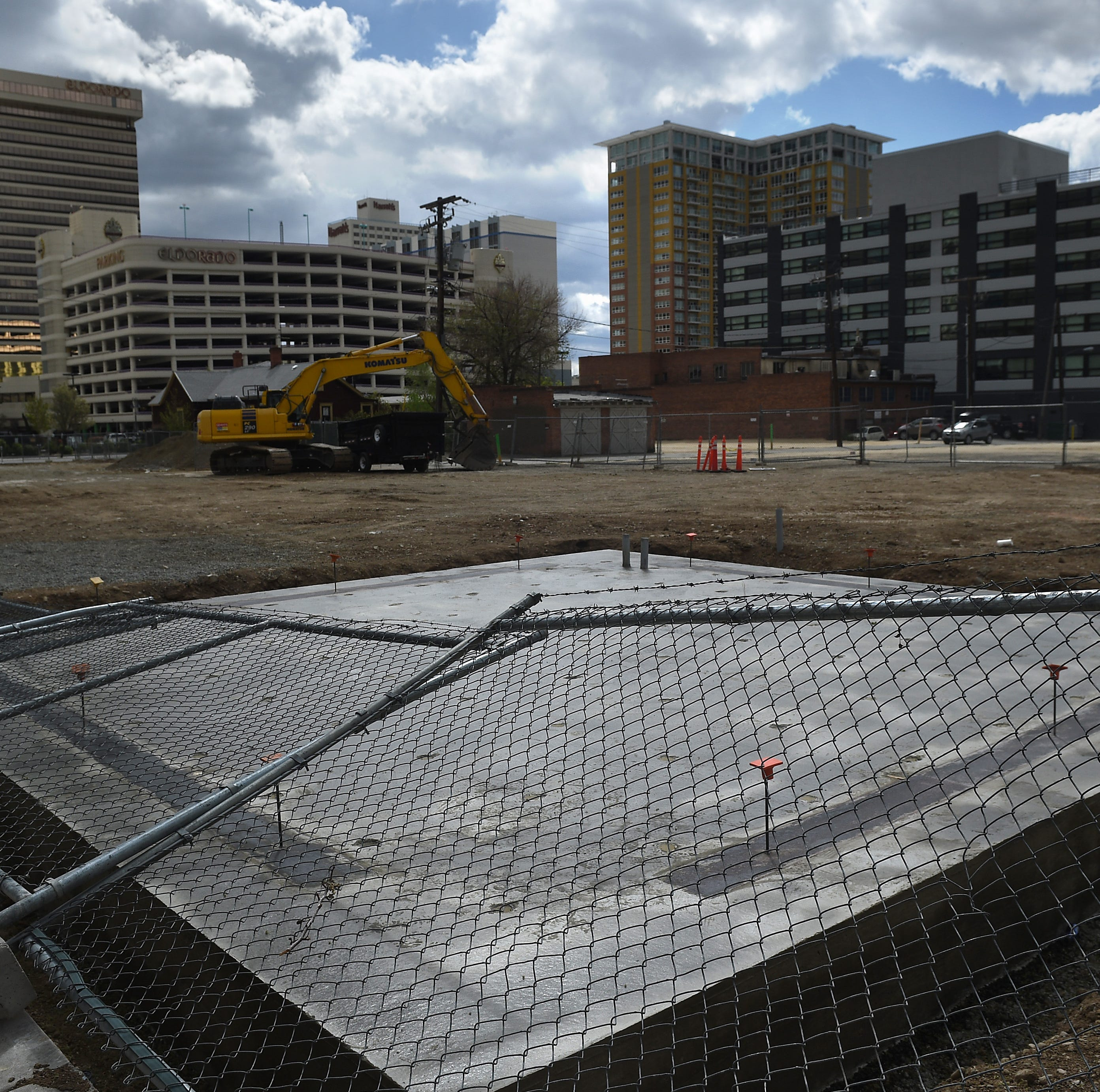 Jeff Jacobs: Downtown Reno sculptures won't supplant housing, 2,000 units eyed