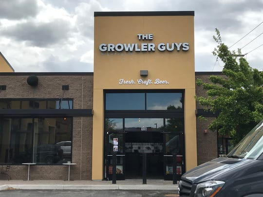 The Growler Guys, a growler filling station and taproom, is opening May 15, 2019, in South Reno with craft beer, wine, kombucha and other beverages.