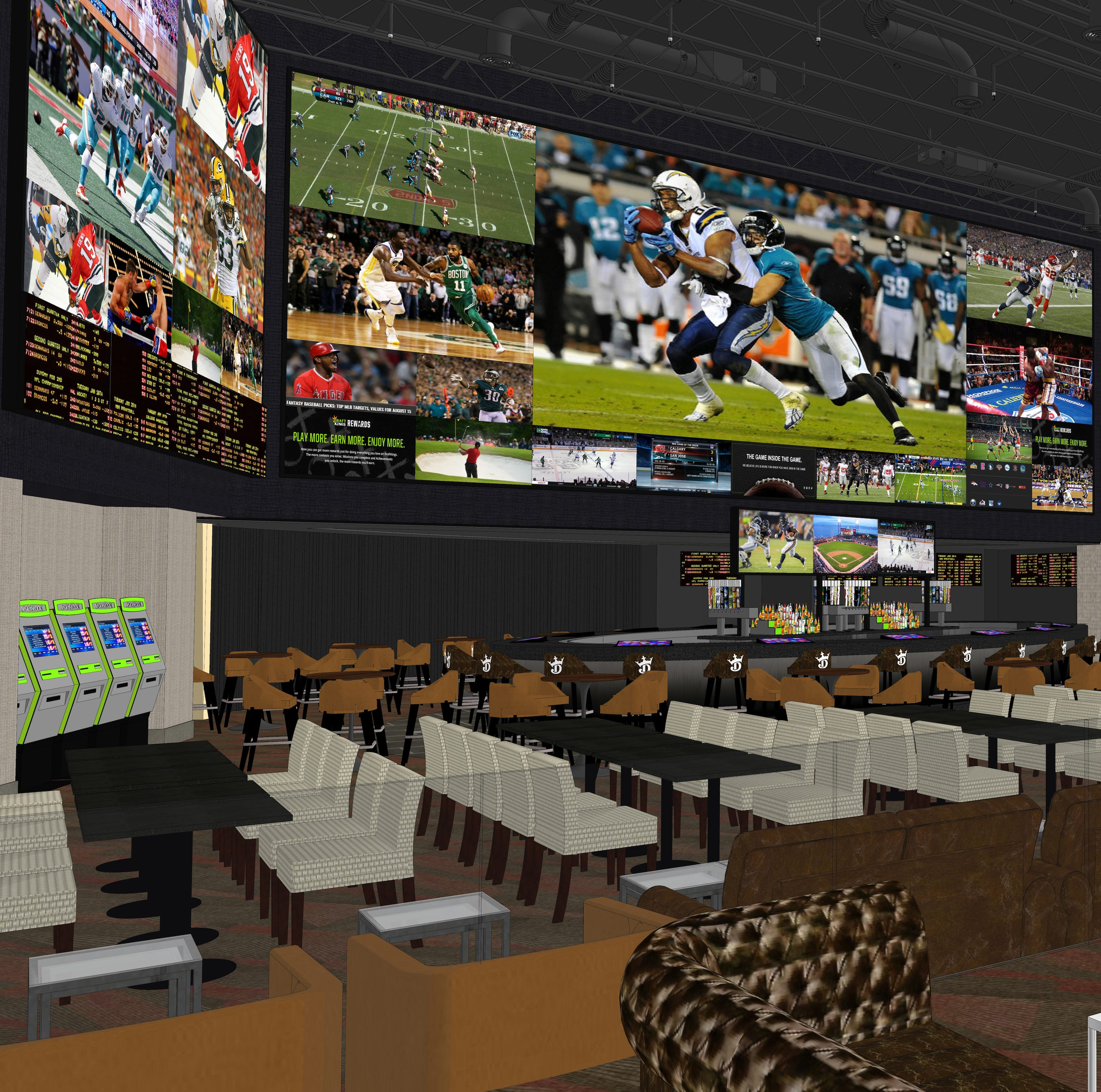 Del Lago Casino: Check out what's being added this summer