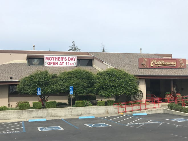 Banners such as these are allowed under the city of Redding's current rules. But they can only be up for 14 consecutive days, and there is an annual limit on the number of times a business can post banners.