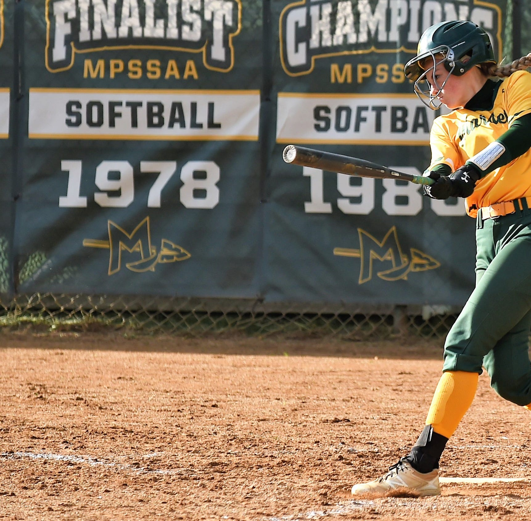 Mardela softball team looks to end long state title drought