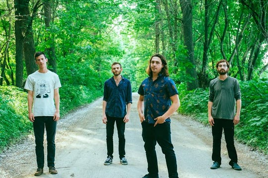 Burlington, Vermont, jam band Swimmer will play a free concert at the Dogfish Head brewpub in downtown Rehoboth Beach at 10 p.m., Friday, May 17.