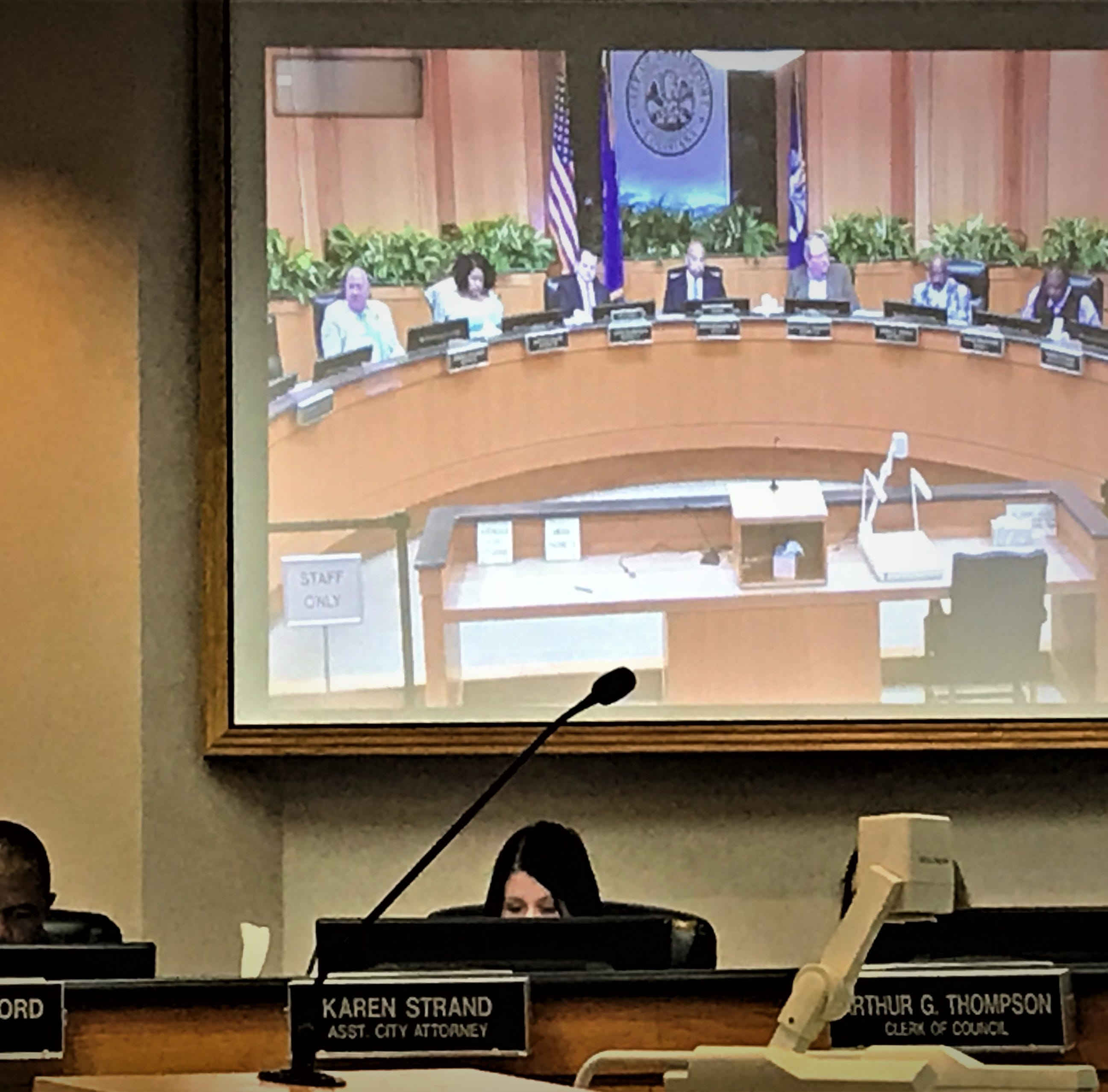 Update: City Council withdraws proposal to approve Shreveport mayor's purchases