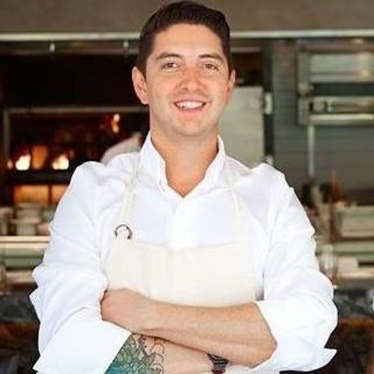 Chef Peter Barlow, of Dallas, will prepare a special menu at Wine & Swine Festival at Wine Country Bistro.