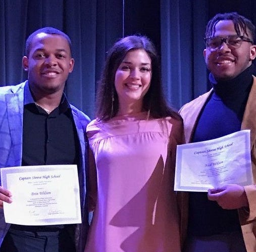Captain Shreve twins win $1.3 million each in scholarships