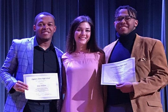 Captain Shreve High seniors Brin and Nial Wilson have been awarded $1.3 million each in academic scholarships.