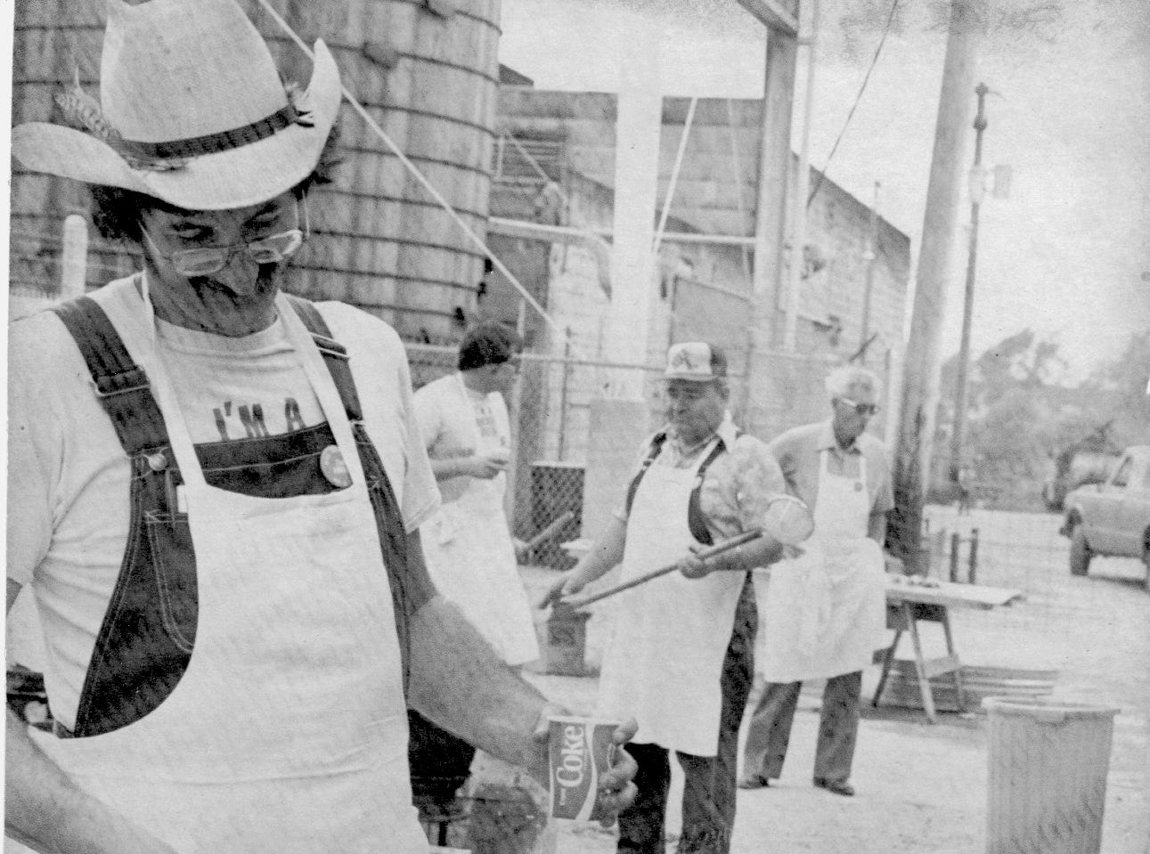 A vintage Sucker Days photo from the city of Nixa's collection.