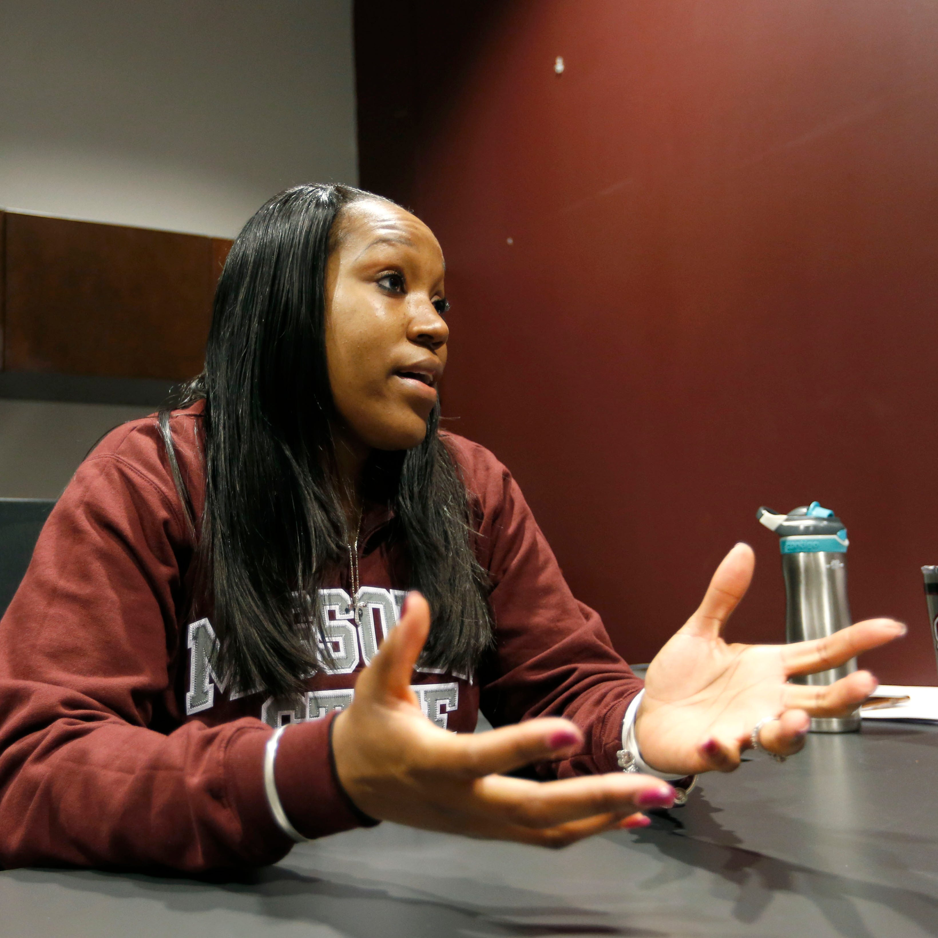 Through life's ups and downs, Amaka Agugua-Hamilton became the Lady Bears' next head coach