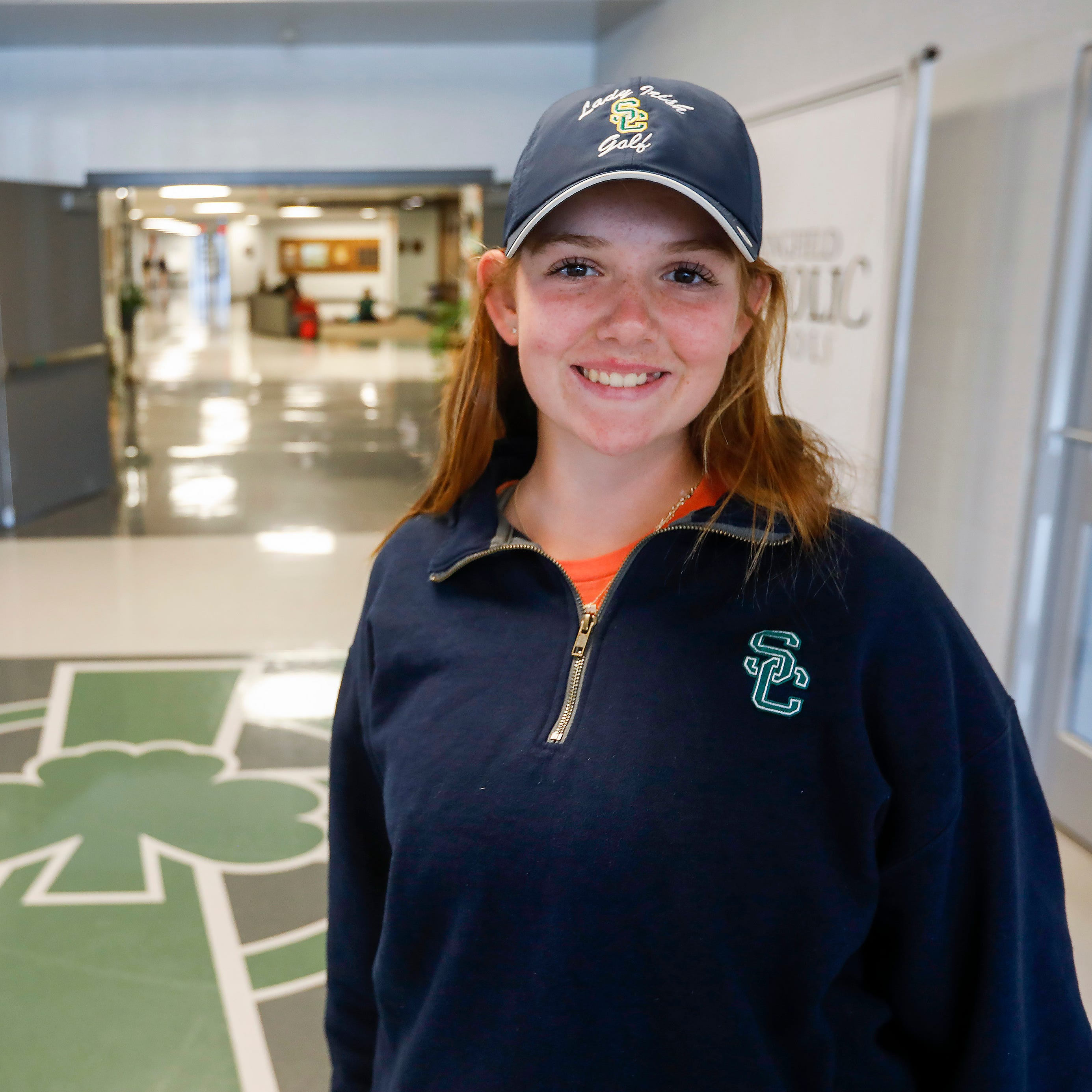Springfield Catholic's 15-year-old freshman golfing phenom makes U.S. Women's Open