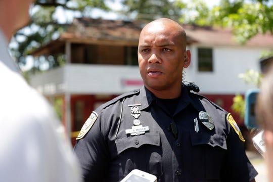 Tallahassee Police Department Spokesperson Officer Damon Miller
