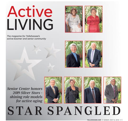 Cover of the May 2019 issue of Active Living