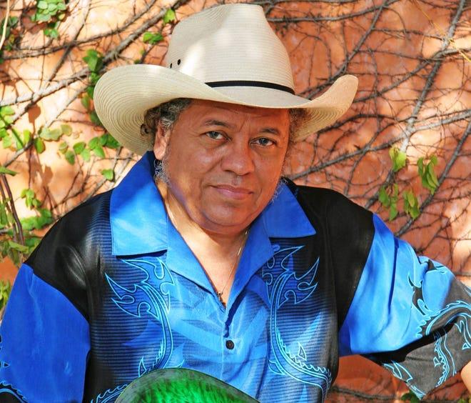 "Joe ""Survival"" Caruso brings soul-infused blues to Bradfordville Blues Club Friday."