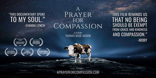 """""""A Prayer for Compassion"""" directed by Florida State University graduate Thomas Jackson will premier Thursday in Tallahassee"""