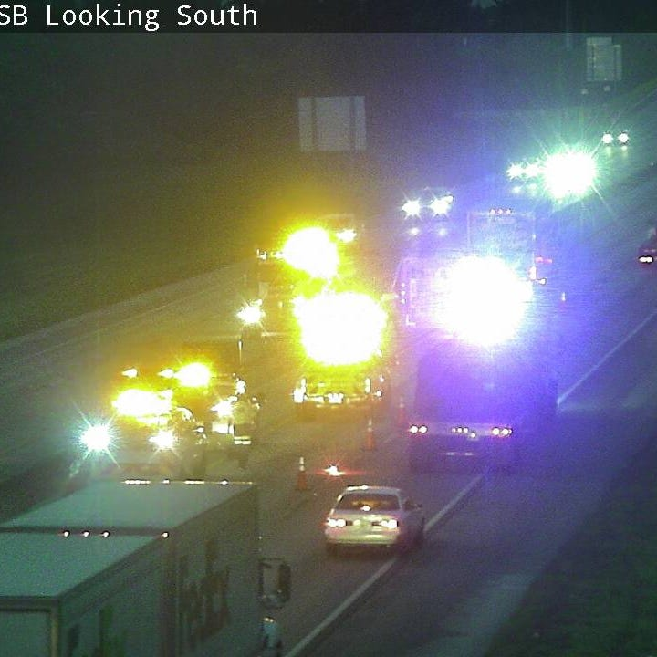 Southbound lanes on Turnpike now open in St. Lucie County after early-morning crash