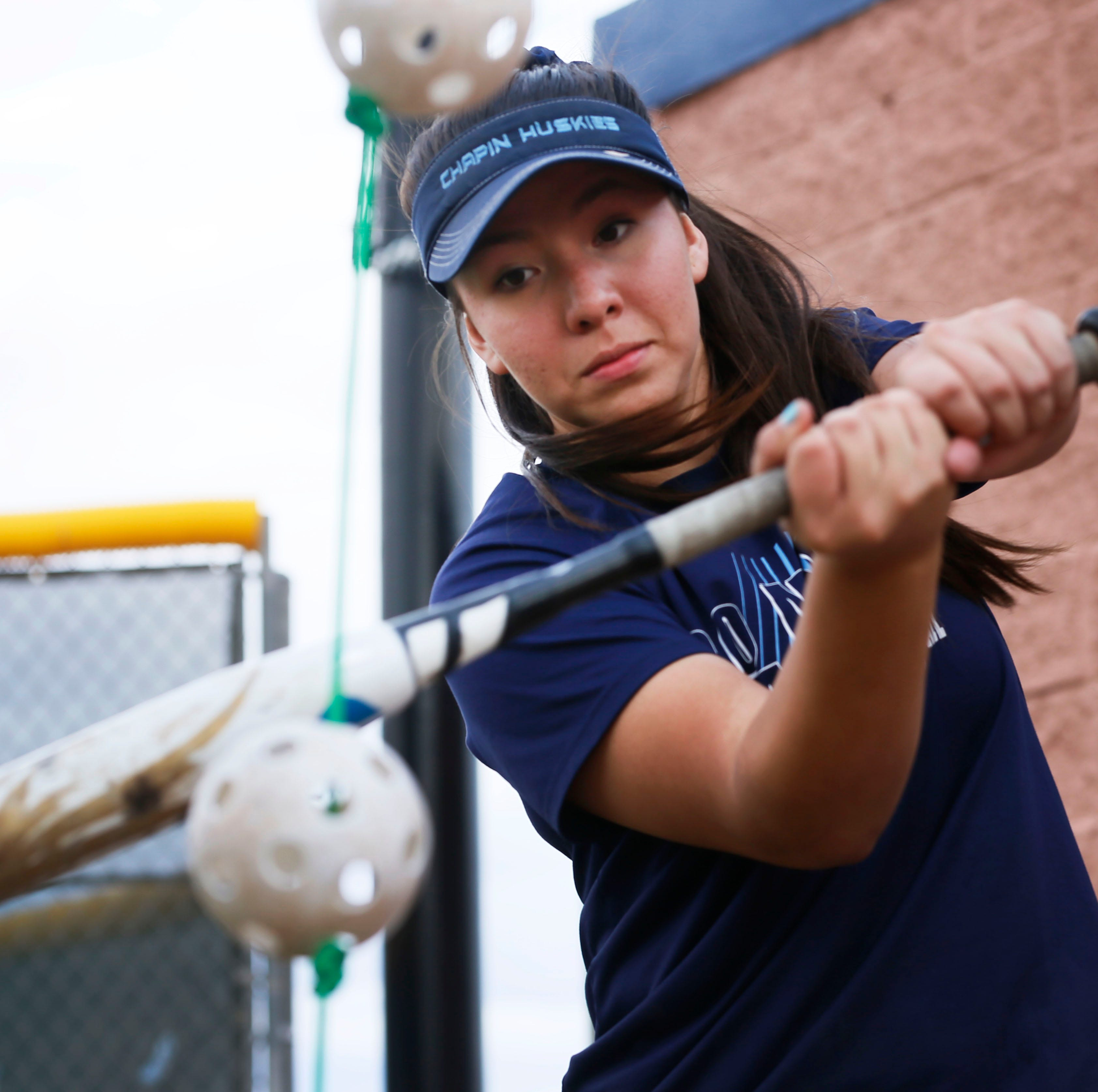 El Paso high school softball: Chapin Huskies ready for playoff showdown