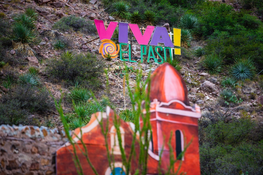 Viva El Paso! returns with 14 performances June 14 at McKelligon Canyon.