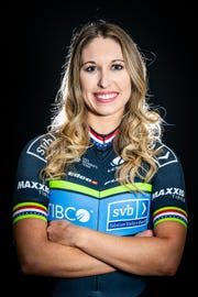 Kendall Ryan will be racing in her hometown of Ventura on Thursday in the first stage of the Amgen Tour of California.