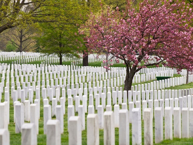Vineland Historical and Antiquarian Society will host a presentation on Arlington National Cemetery on May 18 at 108 S. Seventh St., in Vineland.
