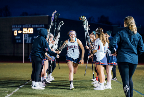 Senior Lindsey Grotta of Byram Hills has been voted Journal News/lohud girls lacrosse Player of the Week for the week ending May 12, 2019.