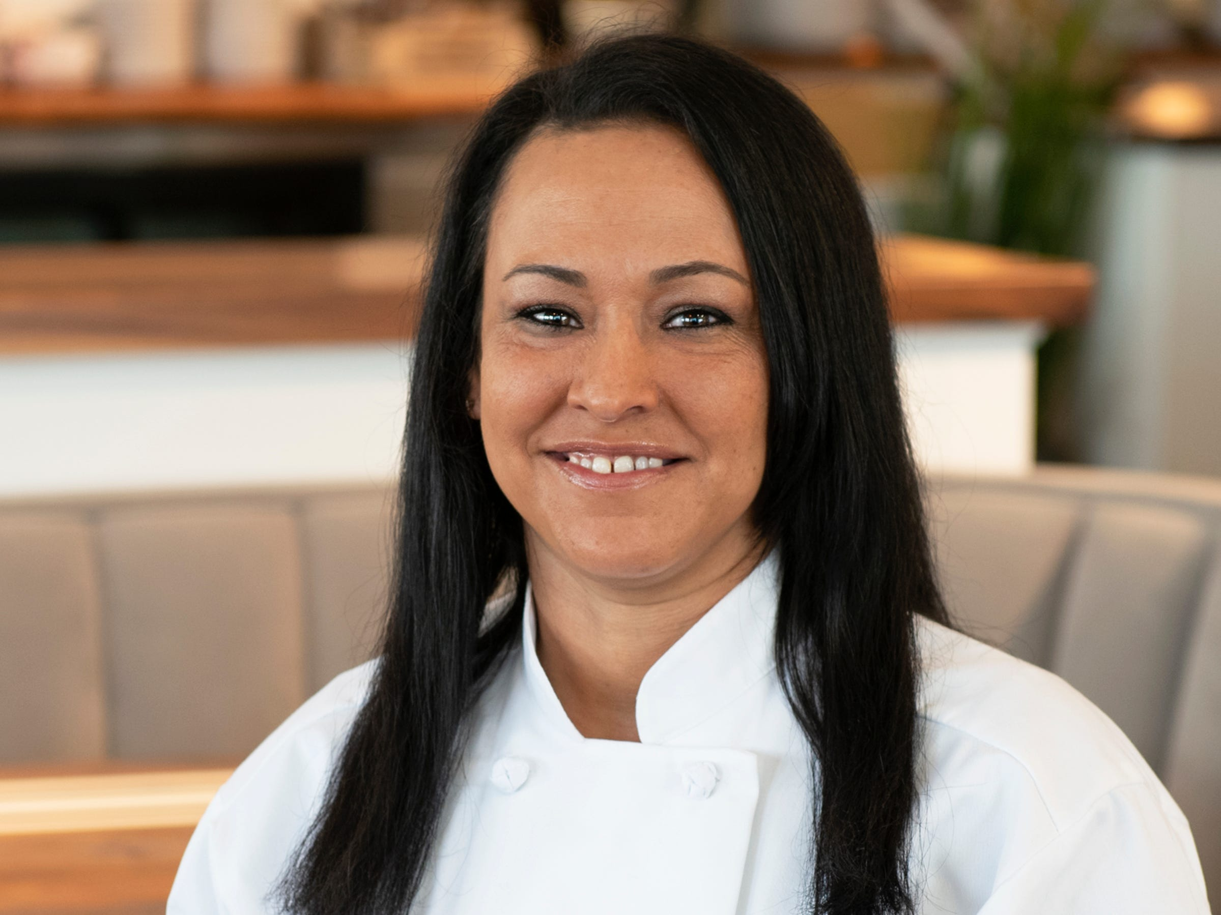 Nina Maddox is the new executive chef at Crust & Craft, a wood-fired pizzeria in the Midway Shopping Center in Rehoboth. It's owned by SoDel Concepts.