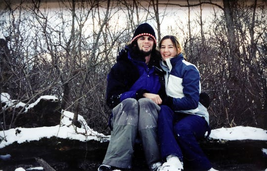 Lindsay Cutshall her fiancee Jason Allen met in 2002, while Lindsay was a student at the Appalachian Bible College in Beckley, West Virginia. Jason was a rafting guide and rented a room from Lindsay's sister and brother-in-law. Six weeks later they were engaged. They planned to be married in September 2004.