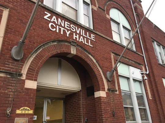 Zanesville City Hall