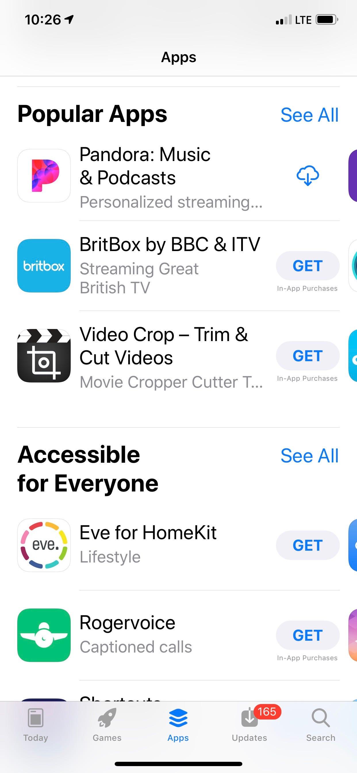 Imagine Apple's App Store with no walled garden