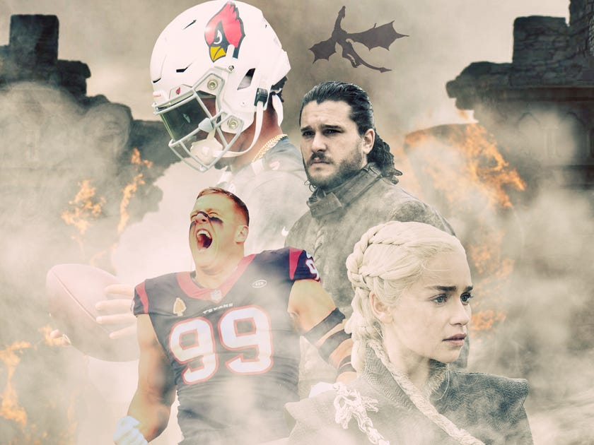 'Game of Thrones' mock draft: Where your favorite characters might fit in NFL