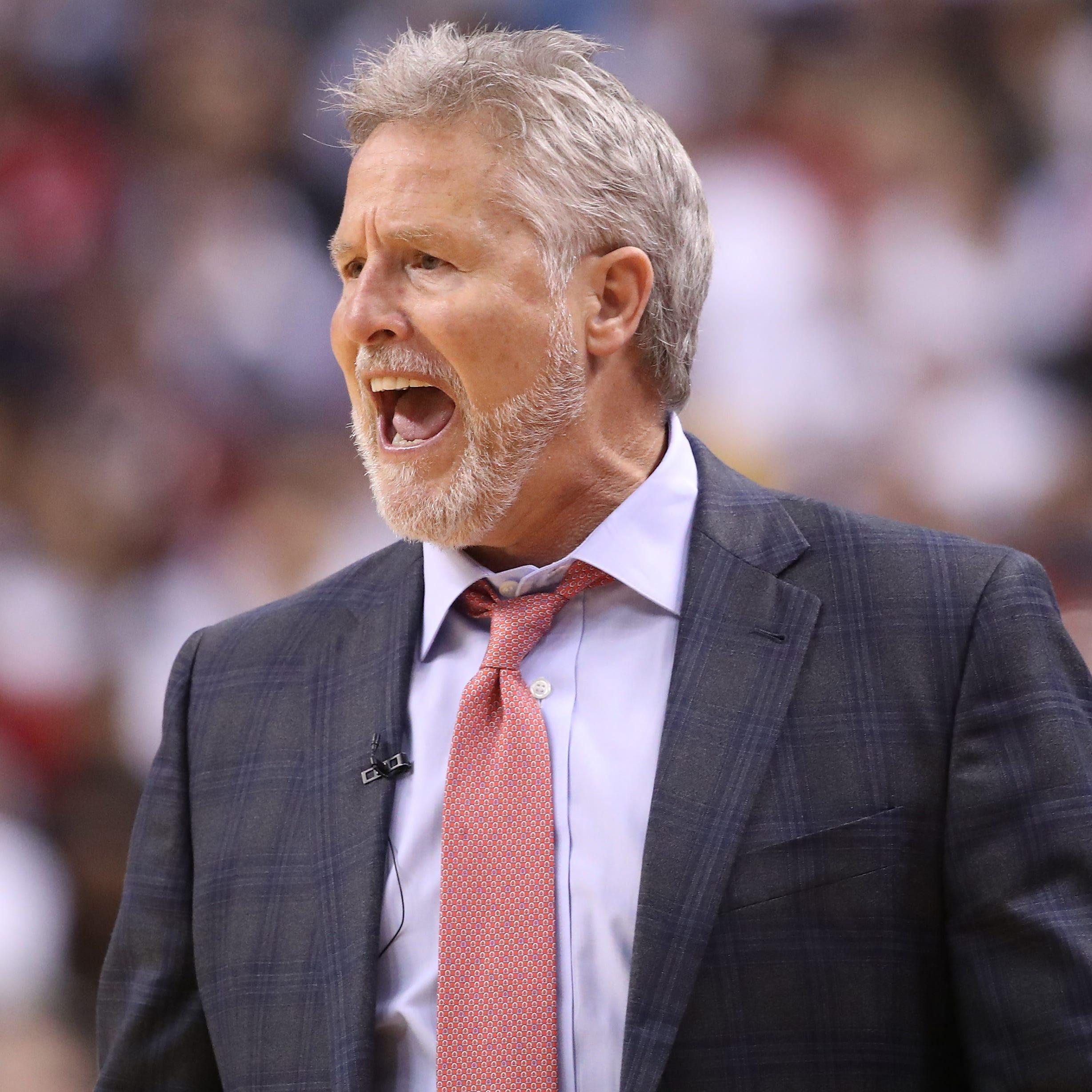 Brett Brown returning as Philadelphia 76ers head coach for 2019-20 season