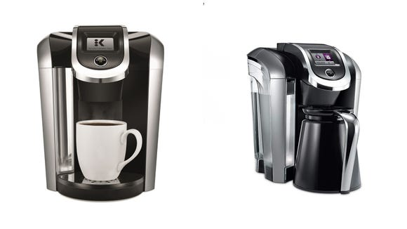 Save on this pod coffee maker today.