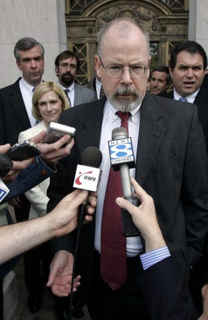 John Durham is looking into the origins of the FBI's investigation into Russian election interference.