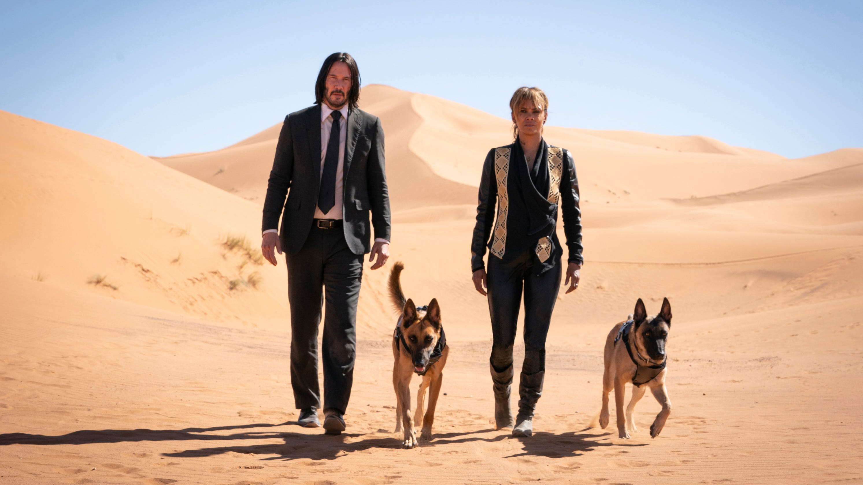 'John Wick 3' takes out 'Avengers: Endgame' with $57 million box-office debut